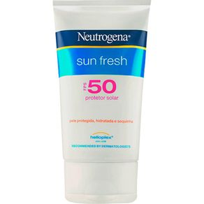 Neutrogena Sun Fresh Protetor Solar FPS50 200ml